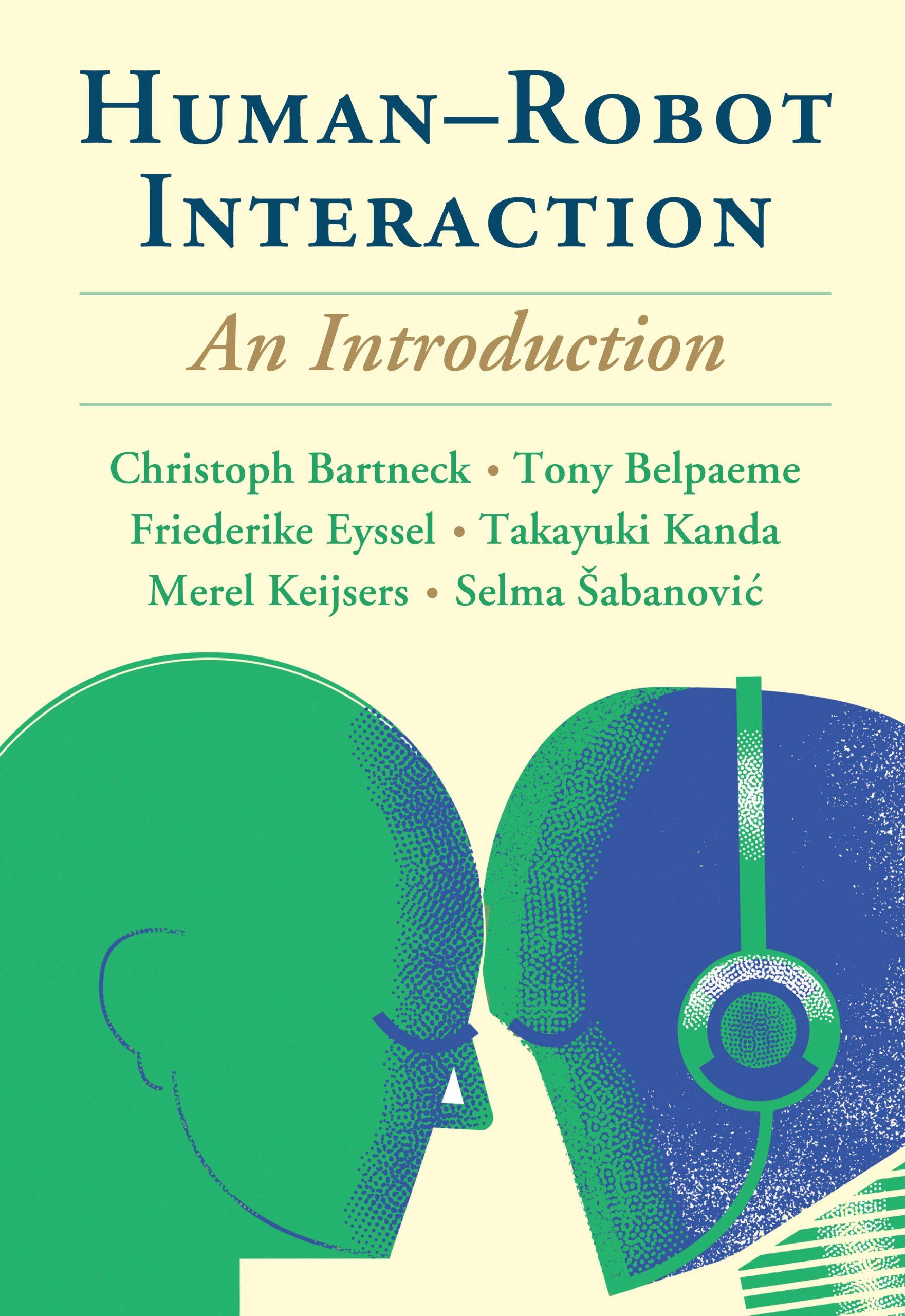 Human-Robot Interaction — An Introduction